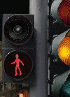 Playing along with the traffic lights